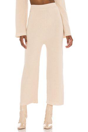 SNDYS Women Sweats - Lounge Hero Knit Pant in .