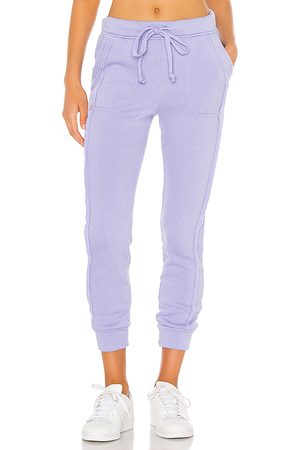 Free People X FP Movement Work It Out Jogger in Lavender.