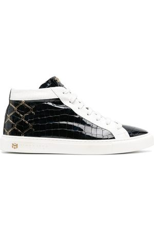 HIDE&JACK X Mesut Özil The Cage leather sneakers