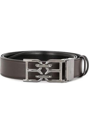 Bally Men Belts - Logo buckle leather belt