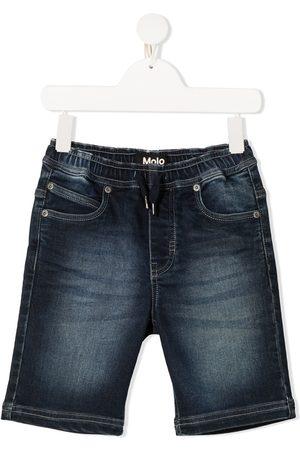 Molo Boys Shorts - Ali mid-rise drawstring shorts