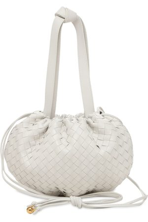 Bottega Veneta Women Shoulder Bags - Intrecciato Leather Shoulder Bag