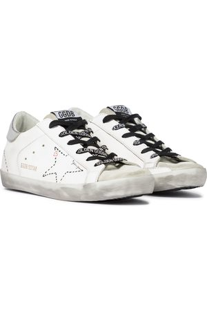 Golden Goose Women Sneakers - Superstar leather sneakers