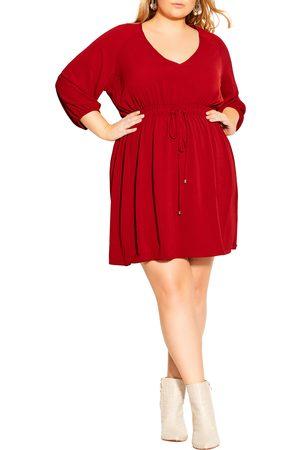 City Chic Plus Size Women's Desire Tunic