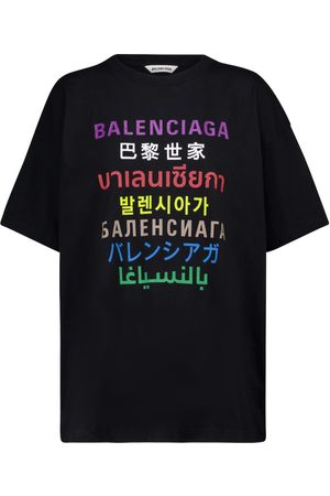 Balenciaga Languages T-shirt