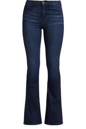 Frame Women's Le High Flared Jeans - - Size 31 (10)