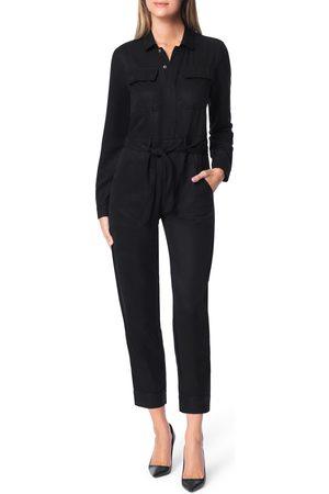 Joe's Women's The Rika Long Sleeve Utility Jumpsuit