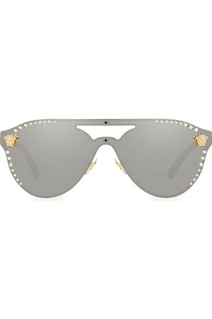 VERSACE Women Aviators - Women's 42MM 2161B Aviator Sunglasses