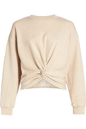 Frame Women's Twisted Sweatshirt - - Size Medium