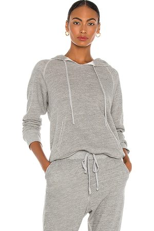 NILI LOTAN Rayne Sweatshirt in Grey.