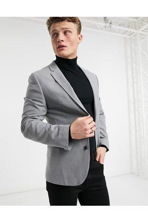 ASOS Skinny suit jacket in -Grey