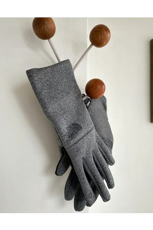 The North Face E-tip recycled glove in -Grey