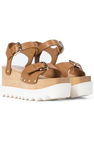 Stella McCartney Elyse platform sandals