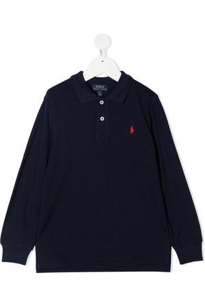 Ralph Lauren Logo-patch polo shirt