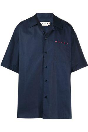 Marni Logo-print shirt