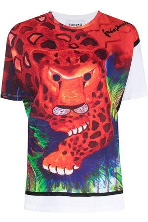 Kenzo X Kansai Yamamoto Leopard T-shirt