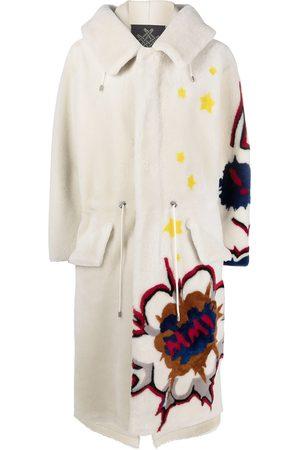 Mr & Mrs Italy Floral print drawstring waist coat