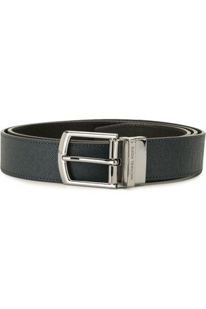 Michael Kors Embossed logo belt