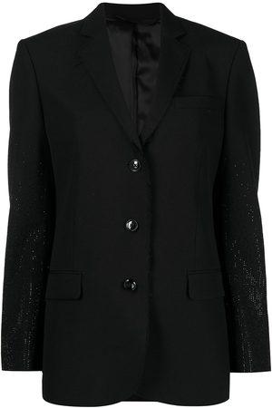 Diesel Micro-studded wool blazer