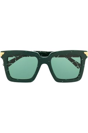 Bottega Veneta BV1005S square-frame sunglasses