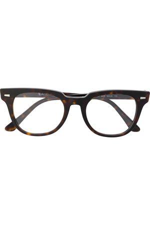 Ray-Ban RB5377 tortoiseshell frame glasses