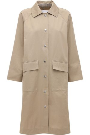 REMAIN Patula Cotton Gabardine Trench Coat