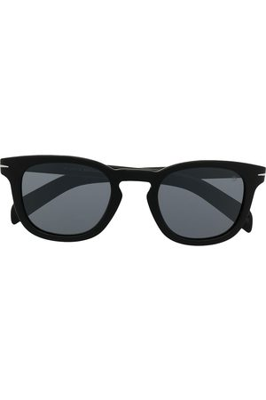 Eyewear by David Beckham Square frame sunglasses