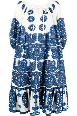 La DoubleJ Folk kaftan dress