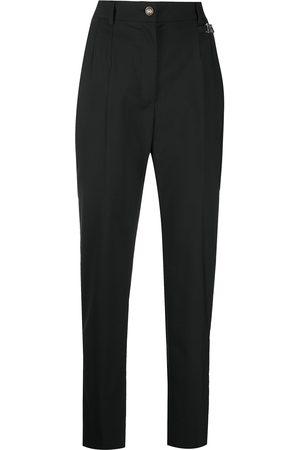 Dolce & Gabbana DG-logo woolen trousers