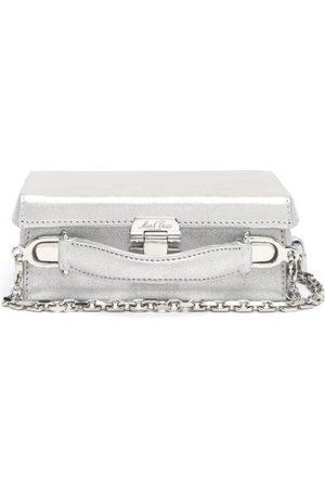 MARK CROSS Grace Mini Leather Box Bag - Womens
