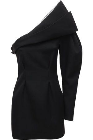 Isabel Marant Women Party Dresses - Lidia Crepe & Sequin Mini Dress