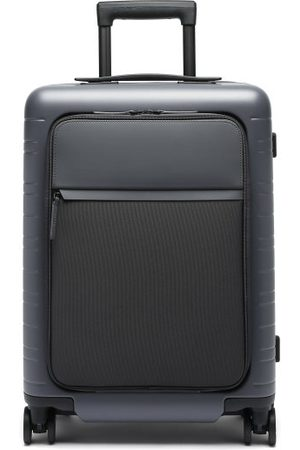 Horizn Studios Men Luggage - M5 Smart Hardshell Cabin Suitcase - Mens - Dark Grey