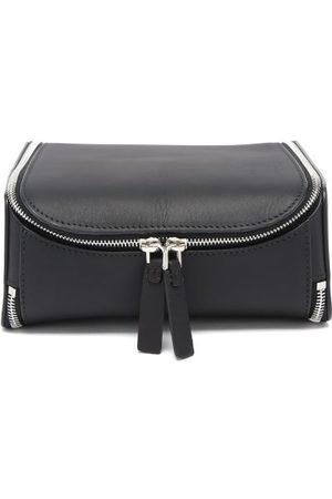 Bonastre Men Luggage - Zip-around Leather Washbag - Mens