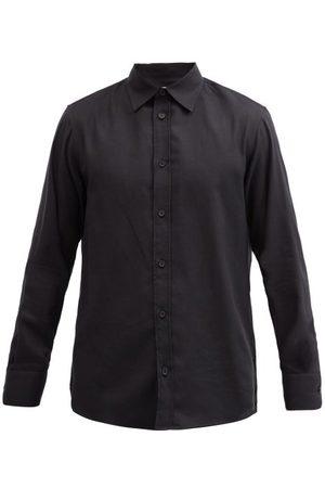 The Row Men Long sleeves - Robin Cotton-blend Twill Shirt - Mens