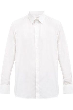 The Row Men Shirts - Jasper Cotton-poplin Shirt - Mens