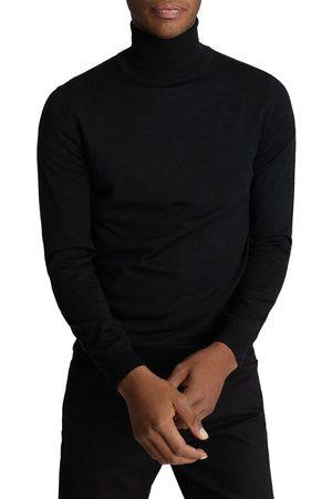 Reiss Men's Caine Slim Fit Turtleneck Wool Sweater