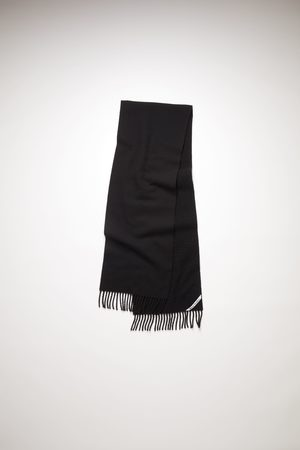 Acne Studios FN-UX-SCAR000117 Pilled wool scarf