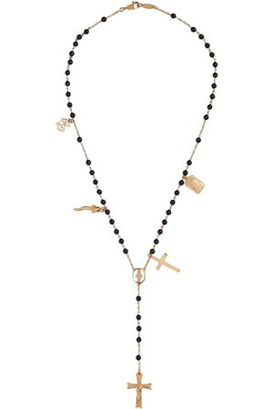 Dolce & Gabbana Tradition rosary necklace