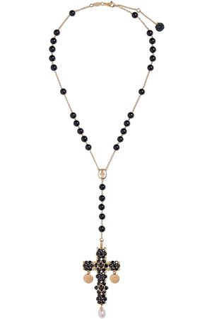 Dolce & Gabbana Women Necklaces - Tradition rosary necklace