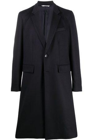 VALENTINO Long sleeve single-breasted coat