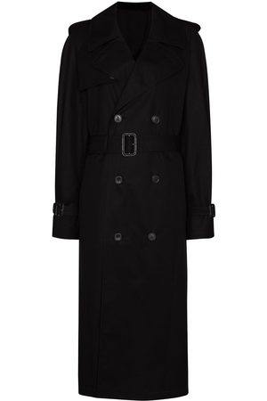WARDROBE.NYC Belted trench coat