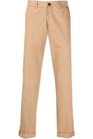 Golden Goose Straight-leg chino trousers - Neutrals