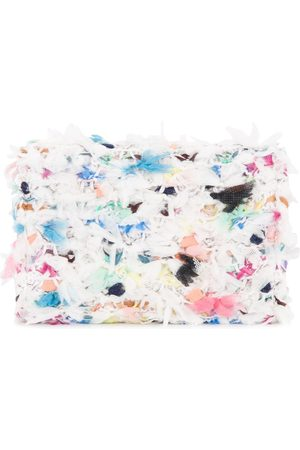 Coohem Women Purses - Knit tweed spring paint cardholder