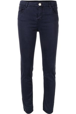 Twin-Set High-rise skinny fit jeans