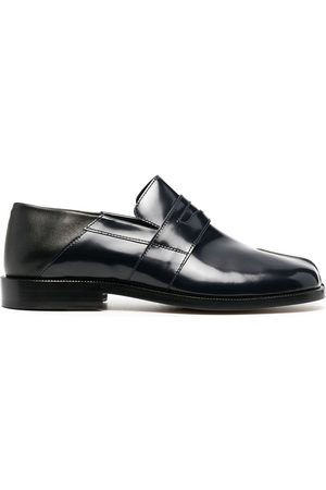 Maison Margiela Polished Tabi loafers