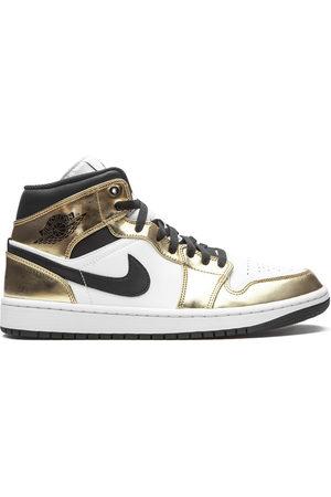 """Jordan Air 1 Mid SE """"Metallic """" sneakers"""