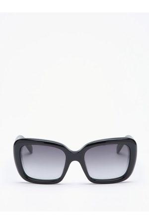 Céline Oversized Square Acetate Sunglasses - Womens