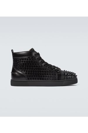 Christian Louboutin Louis Spikes sneakers