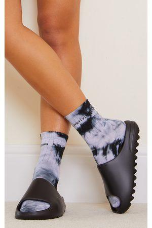 PRETTYLITTLETHING Tie Dye Socks