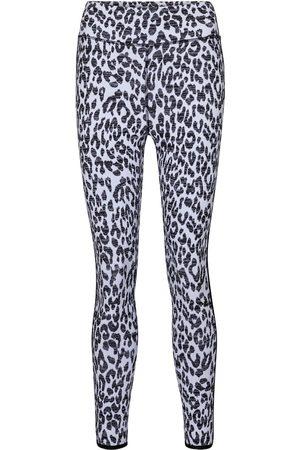 The Upside Dance leopard-print leggings